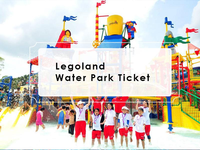 Legoland Water Park Tickets Only