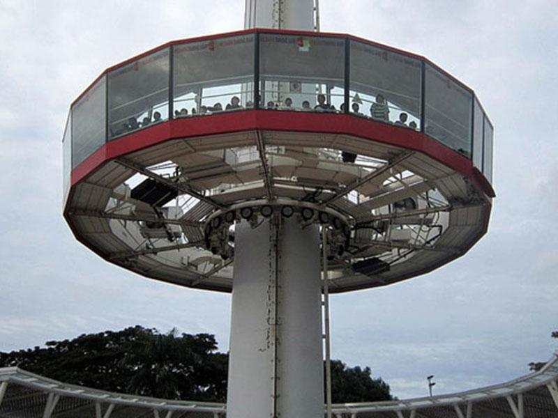 Menara Taming Sari (Revolving Tower)